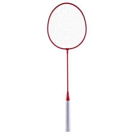 ADULT BADMINTON RACQUET OUTDOOR USAGE  BR FREE RED