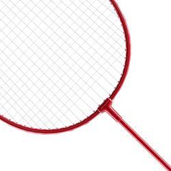 Raquette De Badminton Adulte BR Discover - Rouge