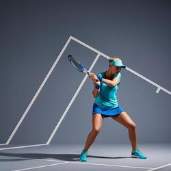Tennisrock SK Soft 500 Damen blau