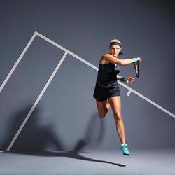 Damestopje tennis Light 900 zwart