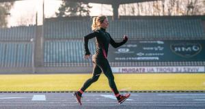 Règles marche athlétique Emilie Menuet