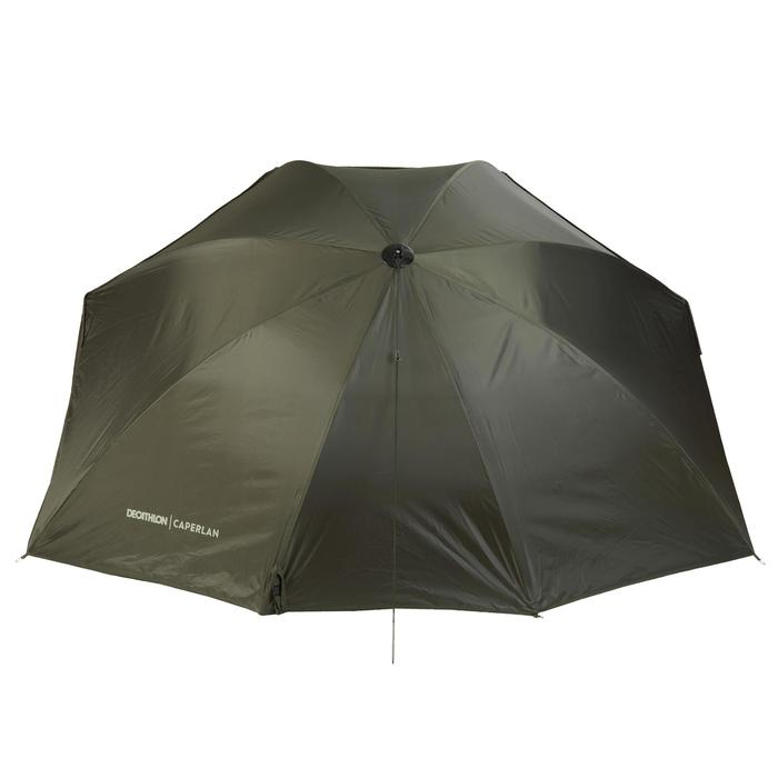 Full brolly karpervissen