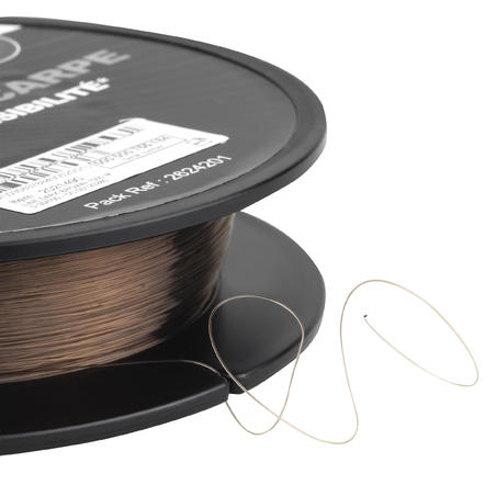 CARP FISHING LINE DARK BROWN 300 M