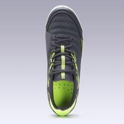 Chaussures de Futsal ESKUDO 500 gris jaune