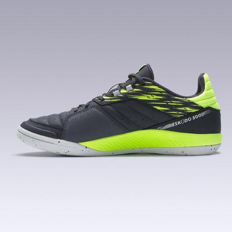 Gris Jaune Futsal De Chaussures 500 Eskudo WED2HI9