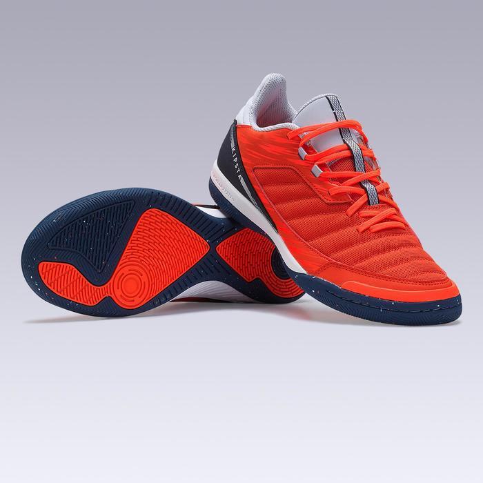 Zaalvoetbalschoenen Eskudo 500 oranje