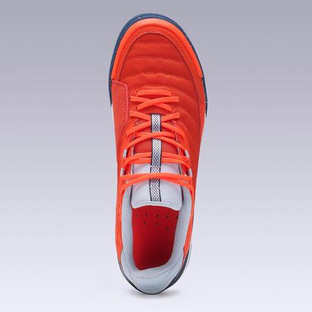 Chaussures de Futsal ESKUDO 500 textile Orange