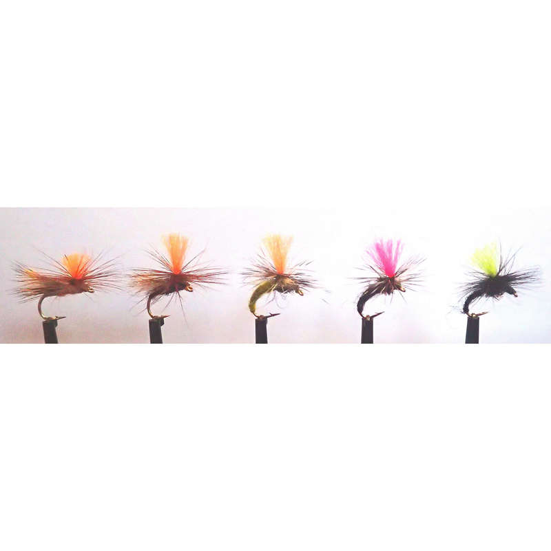 PESCA A MOSCA Pesca - Pack mosche fluo POST LE MOULIN DE GEMAGES - Pesca