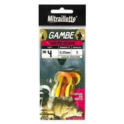 Gambe Twister Nr. 4