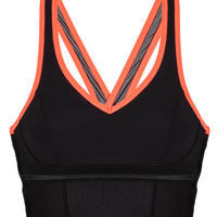 Lou Women's One-Piece Aquafitness Shorty Swimsuit - Black