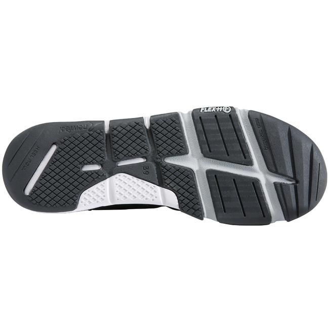 PW 540 Flex-H+ Women's Fitness Walking Shoes - Black