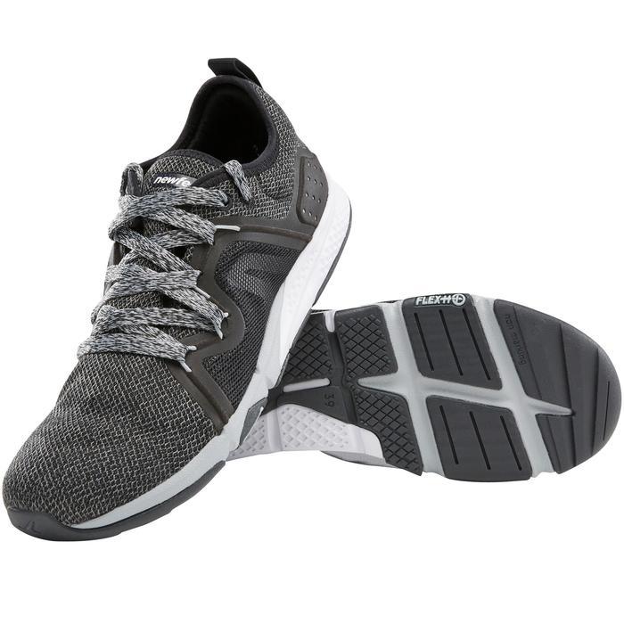 Chaussures marche sportive femme PW 540 Flex-H+ noir