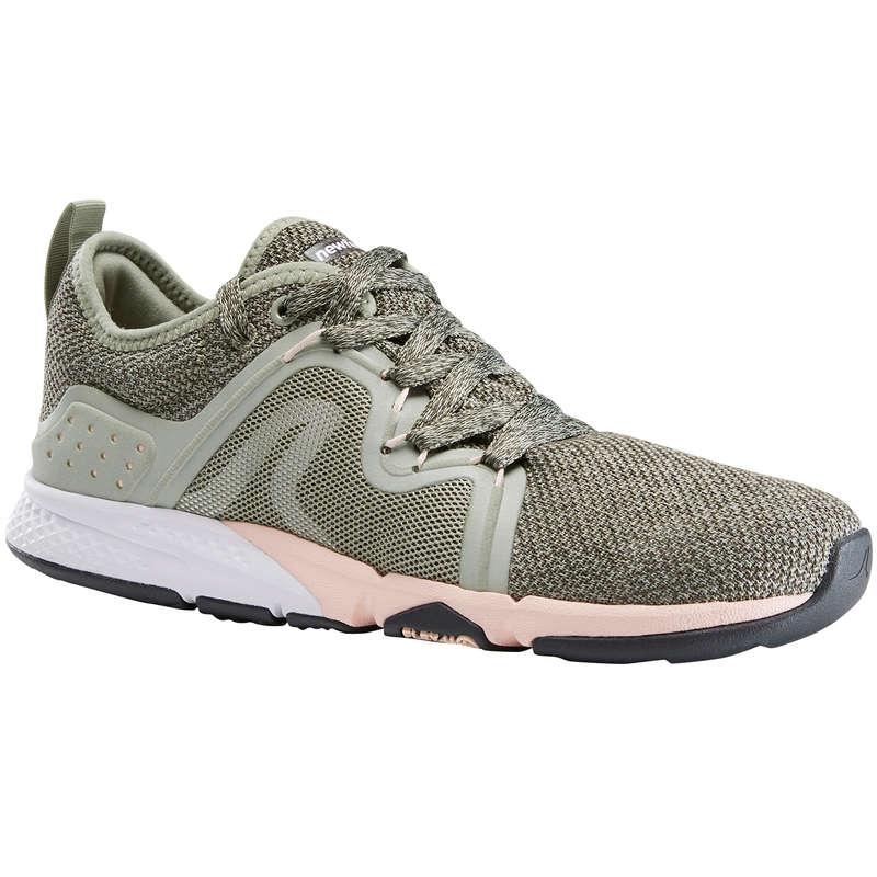 ЖЕНСКАЯ ОБУВЬ ДЛЯ ФИТНЕС ХОДЬБЫ Комфортная обувь для ходьбы - Кроссовки PW 540 женские NEWFEEL - Комфортная обувь для ходьбы