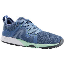 Chaussures marche sportive femme PW 540 Confort bleu