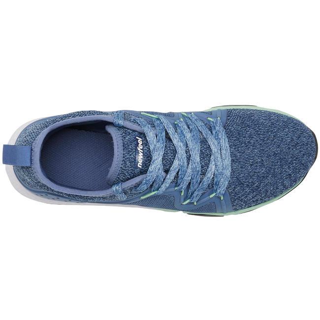 PW 540 Flex-H+ Women's Fitness Walking Shoes - Blue
