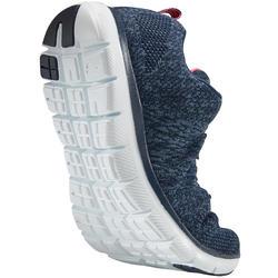 Zapatillas Caminar Skechers Flex Appeal Mujer Azul