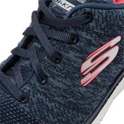 Chaussures marche sportive femme Flex Appeal bleu