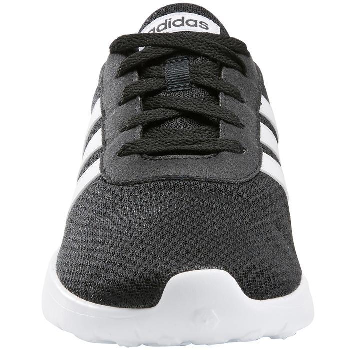 a49dc2900020d Adidas Chaussures marche sportive homme Lite Racer noir   blanc ...