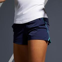 SHORT DE TENNIS FEMME SH LIGHT 900 MARINE