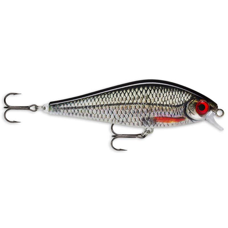 LARGE PIKE LURES Fishing - SUPER SHADOW RAP 16 ROL RAPALA - Fishing