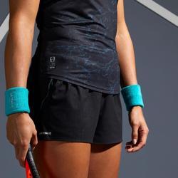 Tennistopje voor dames Light 900 zwart