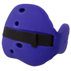 Cinturón de flotación para aquaeróbics AQUABELT azul