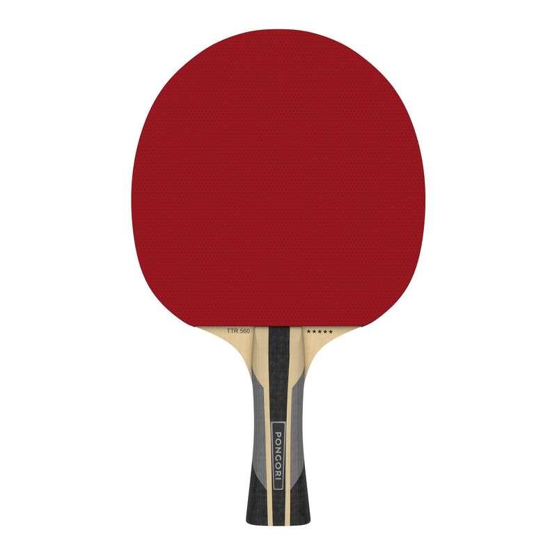 RACCHETTE PING PONG INTERMEDIO Ping Pong - Racchetta ping pong 560 SPEED PONGORI - Racchette e palline