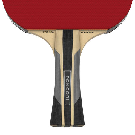 TTR 560 5* Speed Club Table Tennis Paddle