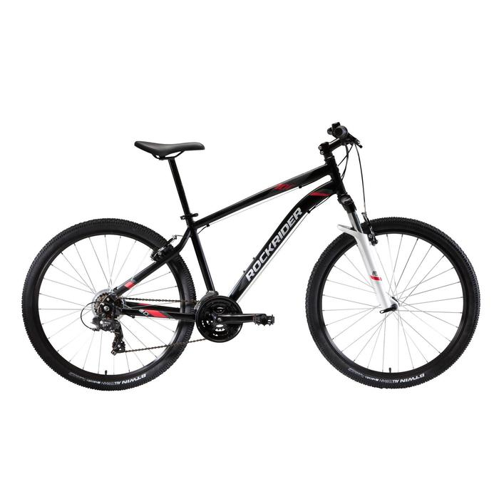 "Mountainbike ST 100 U-FIT 27,5"" MTB schwarz"