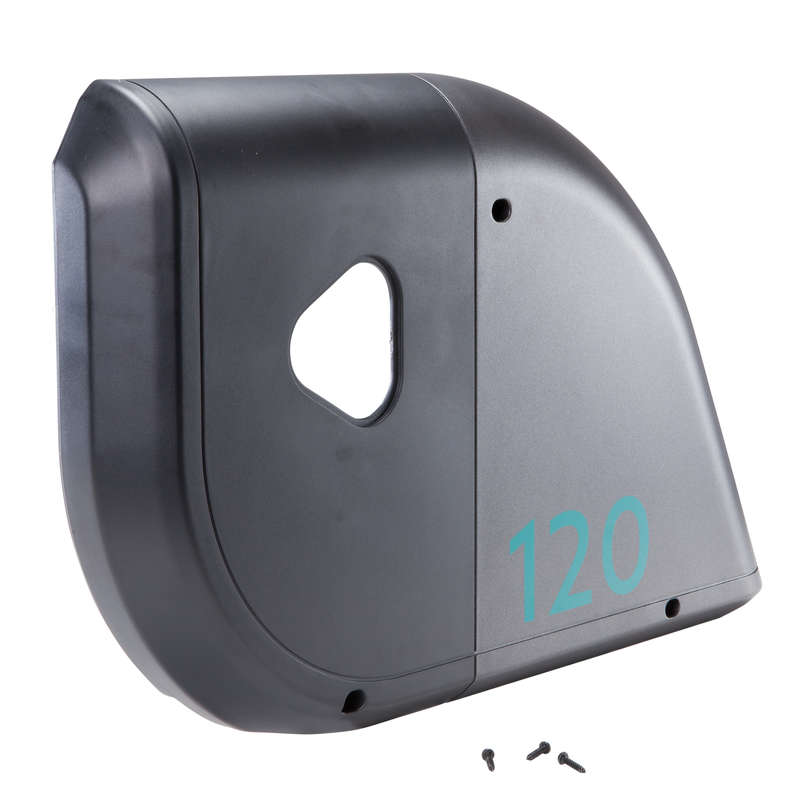 PLASTIC VE-VM-VA BIKE Fitness and Gym - Right Hand Cover Guard DOMYOS - Gym Equipment Repair