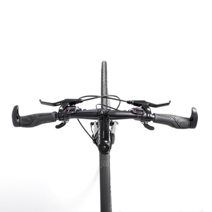 VELO ROUTE CINTRE PLAT CYCLOTOURISTE TRIBAN RC 500 (FREIN DISQUE)