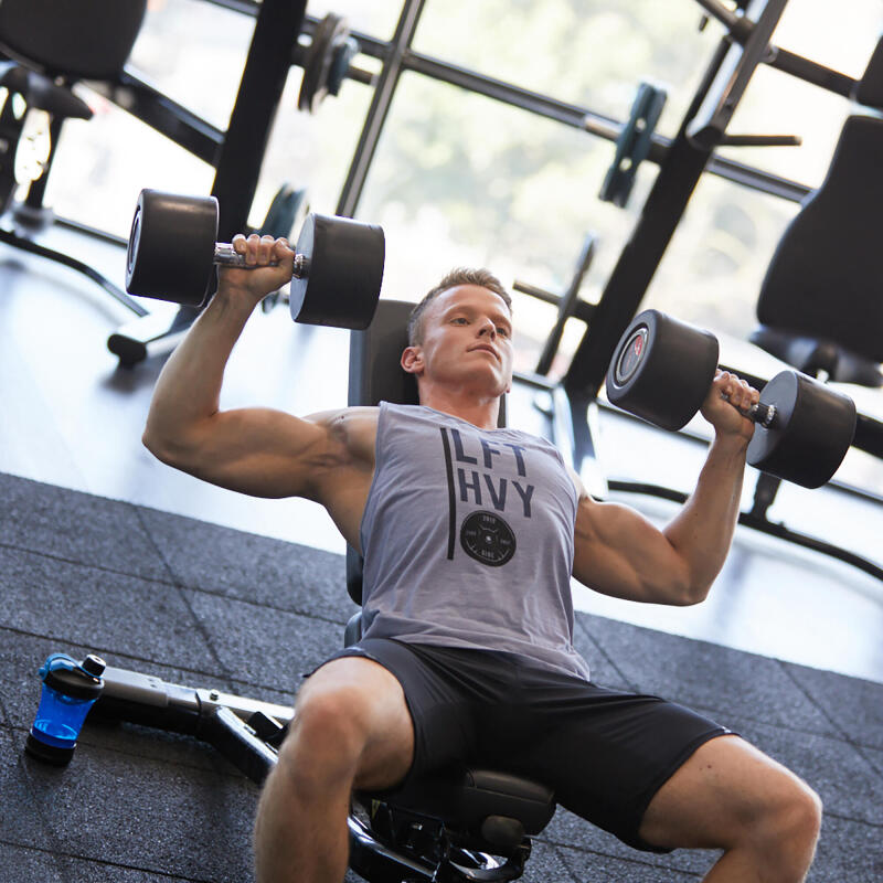 Exercises to train your upper body