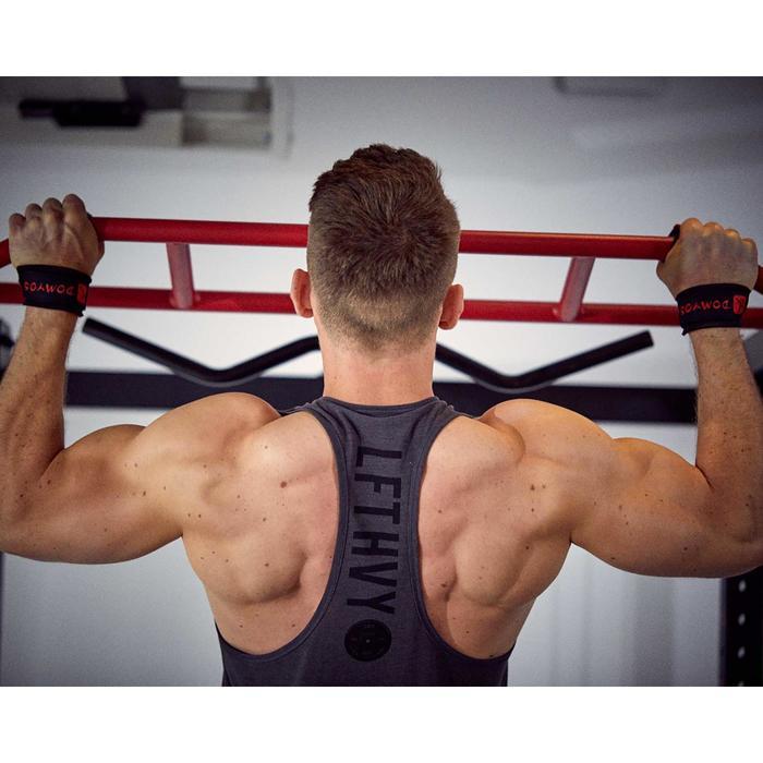 Hantelstangenablage Rack900 - Klimmzug Squat Bankdrücken Rückenzug