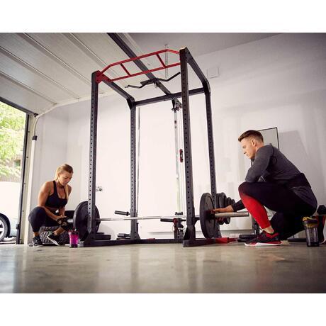 Rack Bodybuilding 900 Domyos By Decathlon