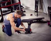 Reinforced Flat/Inclined Weight Bench