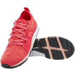 Chaussures marche sportive femme PW 540 Flex-H+ corail