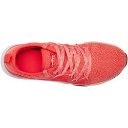 Damessneakers PW 540 Flex-H + koraalrood