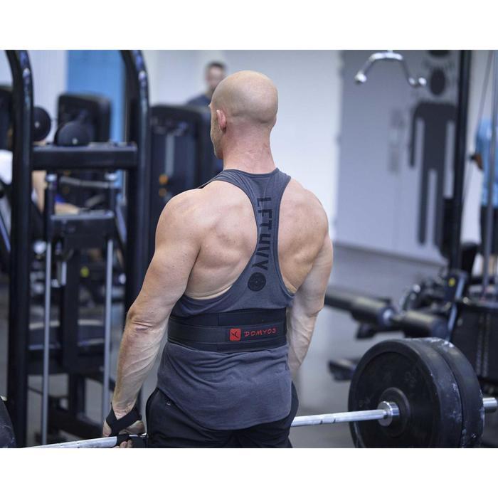 重量訓練護腰帶(聚脂纖維(Polyester))
