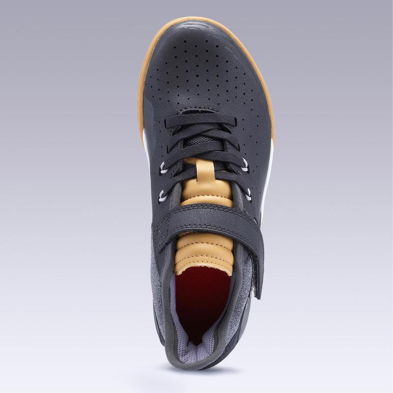 รองเท้าฟุตซอลสำหรับเด็กรุ่น Eskudo 500 Barrio