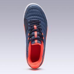 Zaalvoetbalschoenen voor kinderen Eskudo 500 donkerblauw