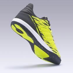 Zapatillas de fútbol sala ESKUDO 500 JR Amarillo