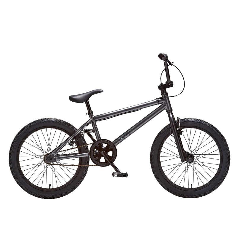 BMX kerékpárok Kerékpározás - BMX kerékpár 100 Wipe BTWIN - Kerékpár