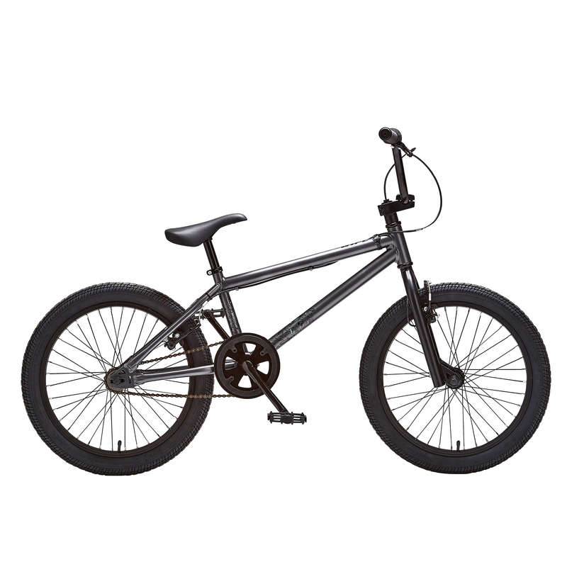 BMX-CYKLAR Cykelsport - BMX 100 WIPE BTWIN - Cykelsport