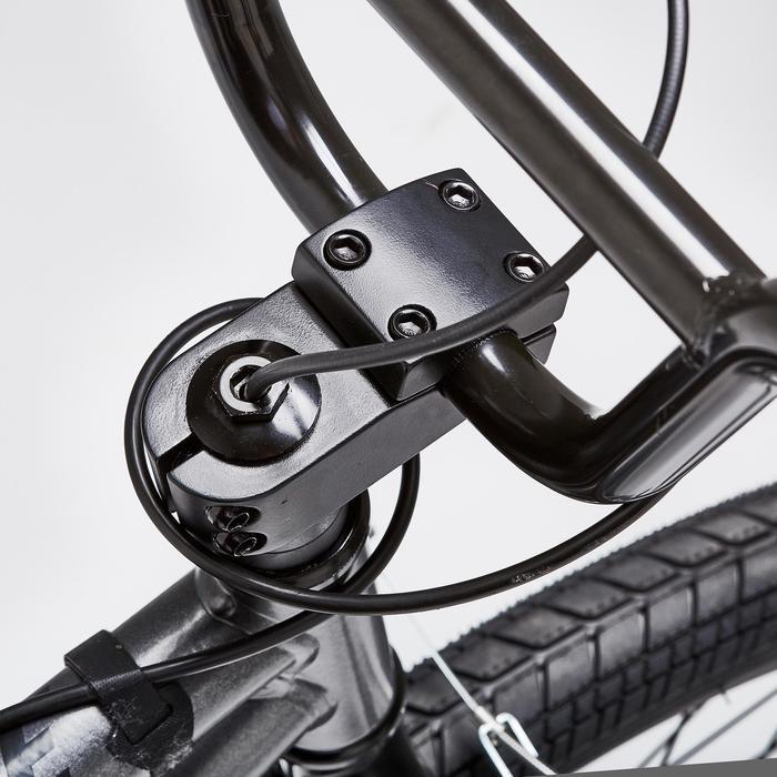 BICICLETA DE BMX WIPE 100 GRIS
