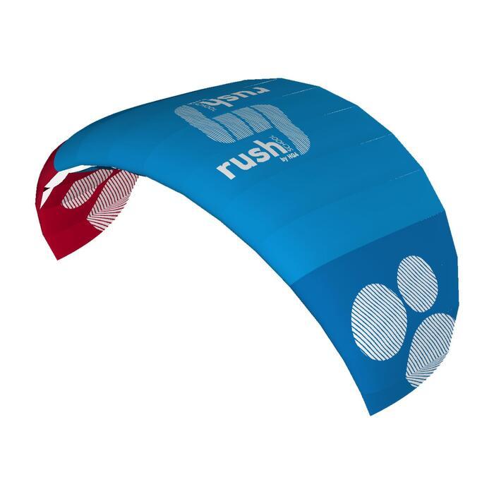 Kiteschirm Rush Pro School 4-Liner Powern/Depowern HQ 3m²