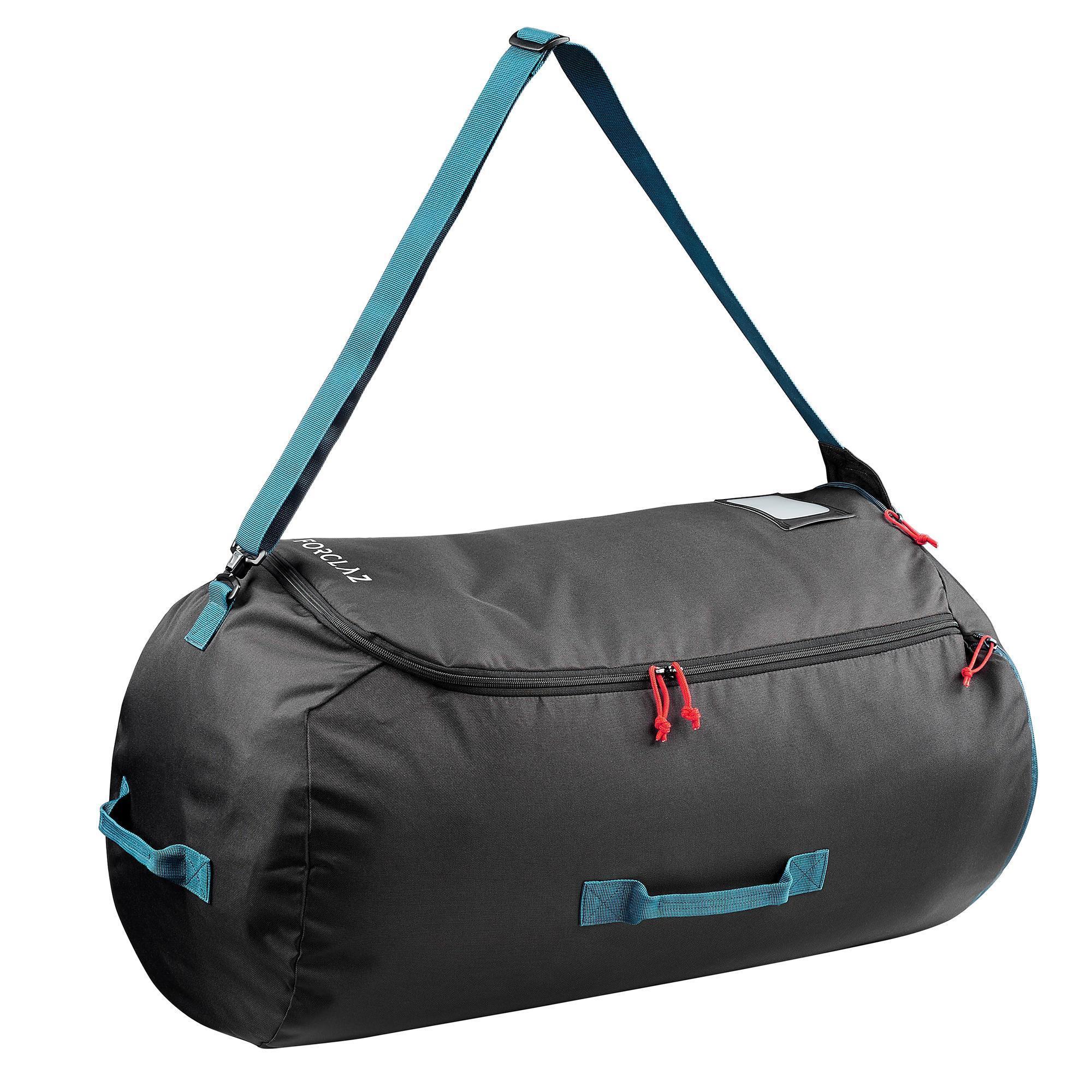 Housse de transport avion et protection TRAVEL pour sac à dos 40 à 90 litres - Forclaz