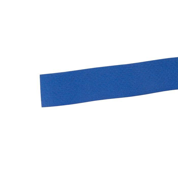 3入高級羽毛球拍握把布-藍色