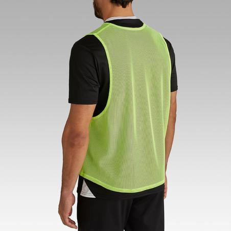 Adult Training Bib - Neon Yellow