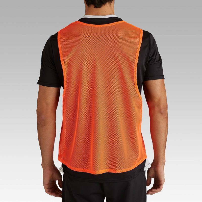 Adult Training Bib - Neon Orange