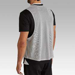 Chasuble adulte gris